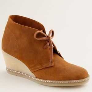 J. Crew Macallister Wedge Boot